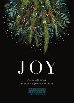 Joy to all of us