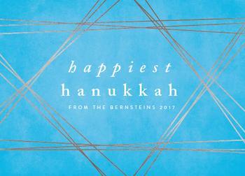Happiest Hanukkah