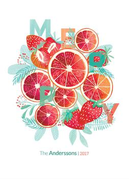A fruitty Holiday
