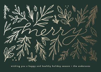 Botanically Merry