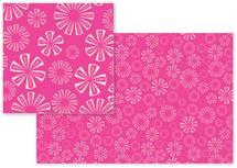 Fuchsia Vivid Pink Flor... by Piia Põdersalu