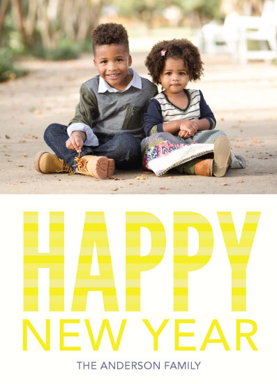 new year's cards - Fun and Happy Year by LouisaKay
