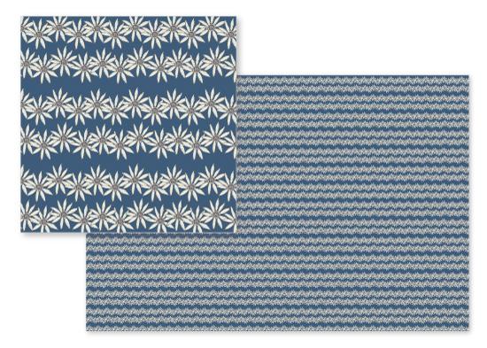 fabric - Daisy Row by Stacey Mc Carney
