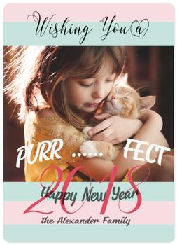 Purr fect New Year