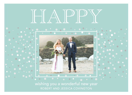 new year's cards - Happy Love by LouisaKay