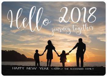 Hello 2018 Journey