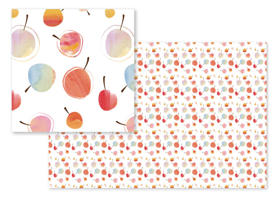 fabric - Fruit Toss by sue prue