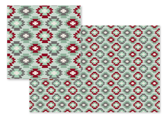 fabric - Aztec Savvy by Claire Womack