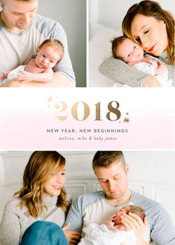New Year Beginnings