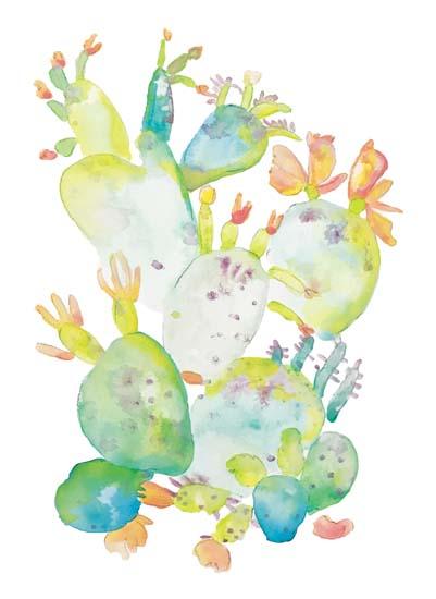 art prints - Prick Me Happy by Maggie Puzey