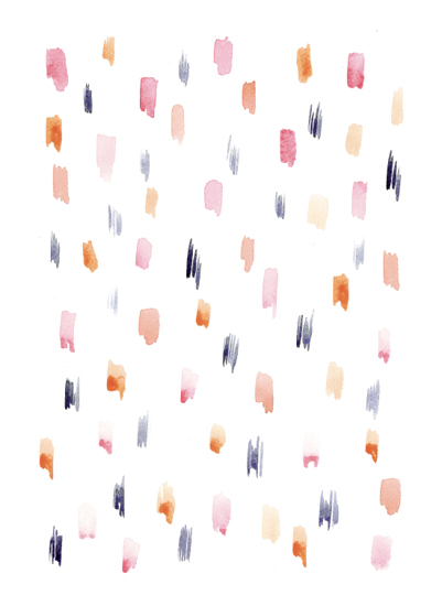 art prints - Soft pinks by Albina Bratcheva