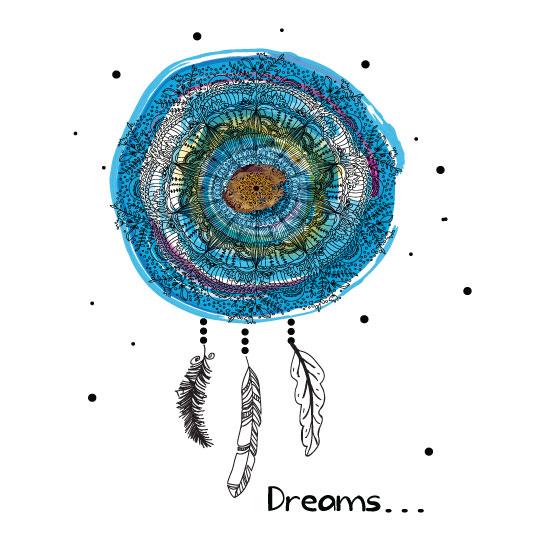 art prints - Dreams Come True by Lesia