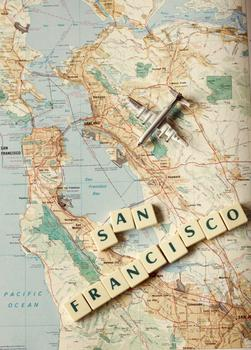 Let's Fly to San Francisco