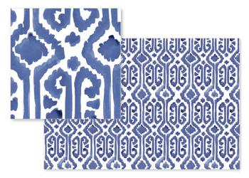 Painted Ikat