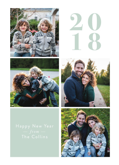 new year's cards - Celebrate Together by Danielle Romo