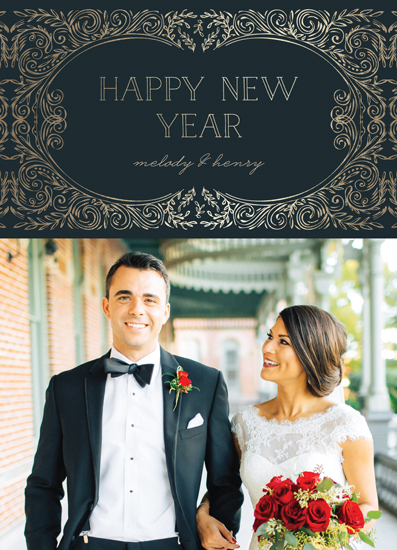 new year's cards - Better Together for New Year's by Chris Griffith