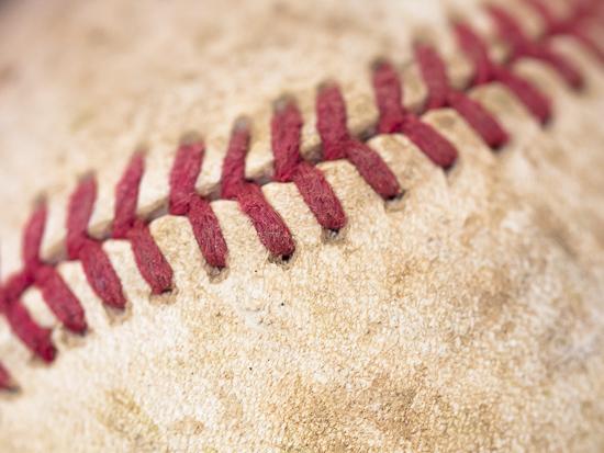 art prints - Baseball by Jennifer Mckinnon Richman