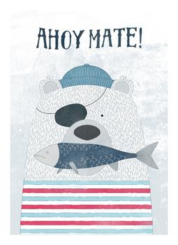 Ahoy! Nordic Polar Bear