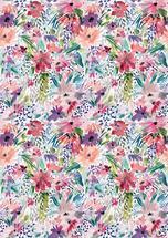 Flowery by Albina Bratcheva