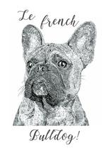 Frenchie by Maria Jose