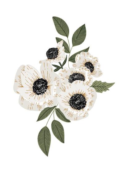 art prints - Sincerity by Leah Bisch