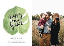 New Year, New Leaf by Nikki Castiglione
