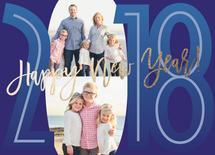 Inline New Year '18 by Paul Denhoed