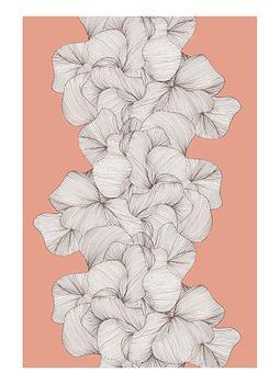 Peachy Floral Totem