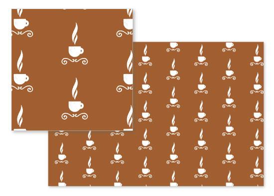 fabric - Cappuccino by Jhudy Lea Samson