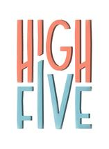 High Five by Summerchamps