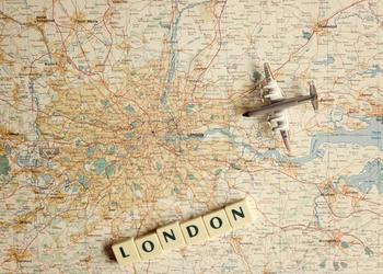 Let's Fly to London
