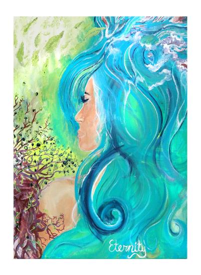 art prints - Mother Nature by Aubrey Troutman