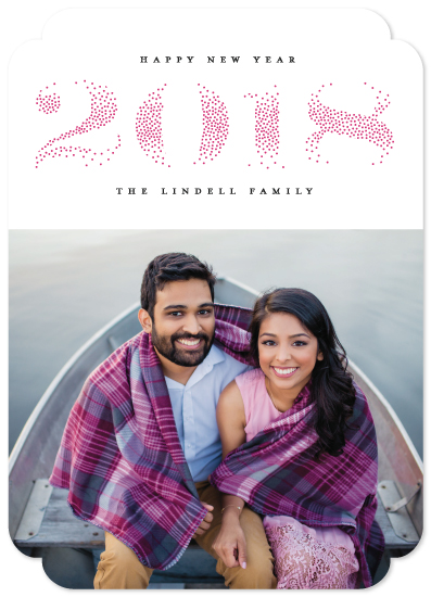 new year's cards - Shining Year by Michelle Taylor