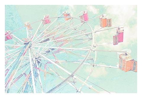 art prints - Fair Days 4 by Shannon Howard