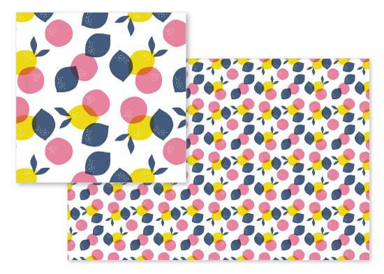 fabric - citrus daze by Susan Asbill