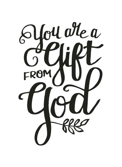 art prints - Gift from God by Maria Koontz