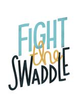 Fight The Swaddle by Summerchamps