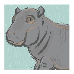 I Spy A Hippo