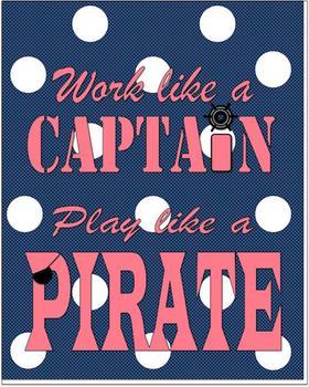 Work and Play at Sea