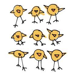The Chickadees