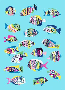 Bright fishes