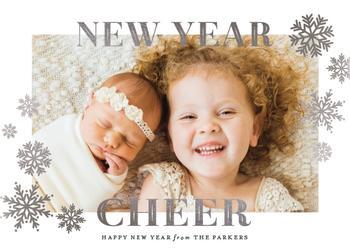 Classic New Year Cheer