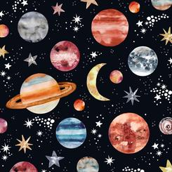 Painted Planets