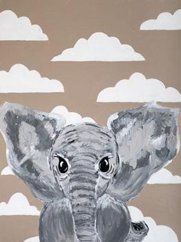 Piper's Pals- Elsie the Elephant
