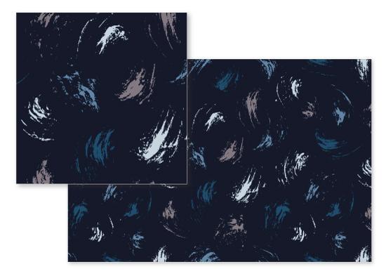 fabric - Romantic Night by Eclosque