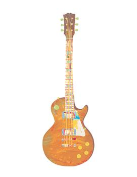 Les Paul Electric Guitar