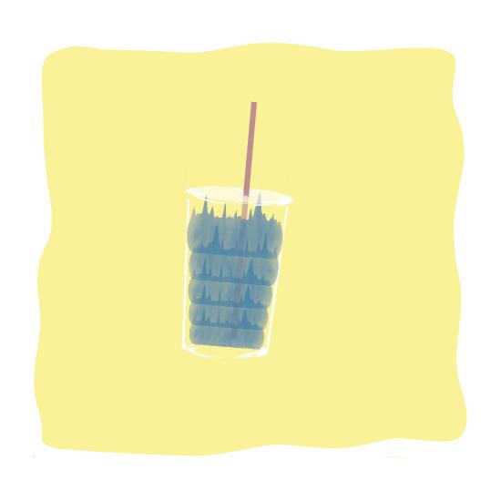 art prints - Cool Drink by jennifer evangelist
