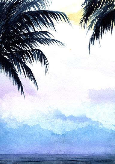 art prints - California Sky by anna hammer