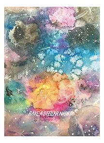 art prints - Have a Stellar Night by Marina González