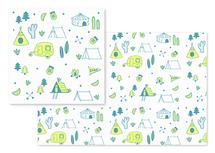 Glamping by Marina Prints_design studio